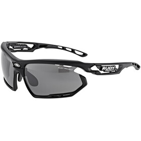 Rudy Project Fotonyk Glasses Matte Black-Bumpers Black/Polar 3FX Grey Laser